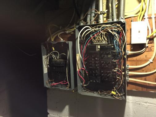 Circuit Panel Upgrade