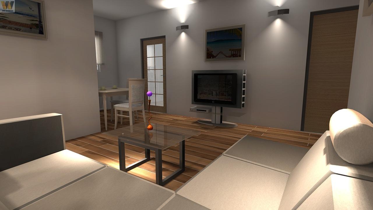 Living Room Mock Up