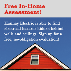 Hannay Electric Contact Page