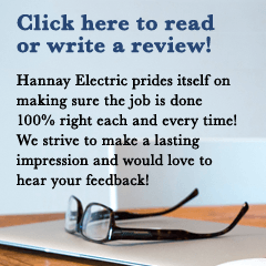 Hannay Electric Reviews