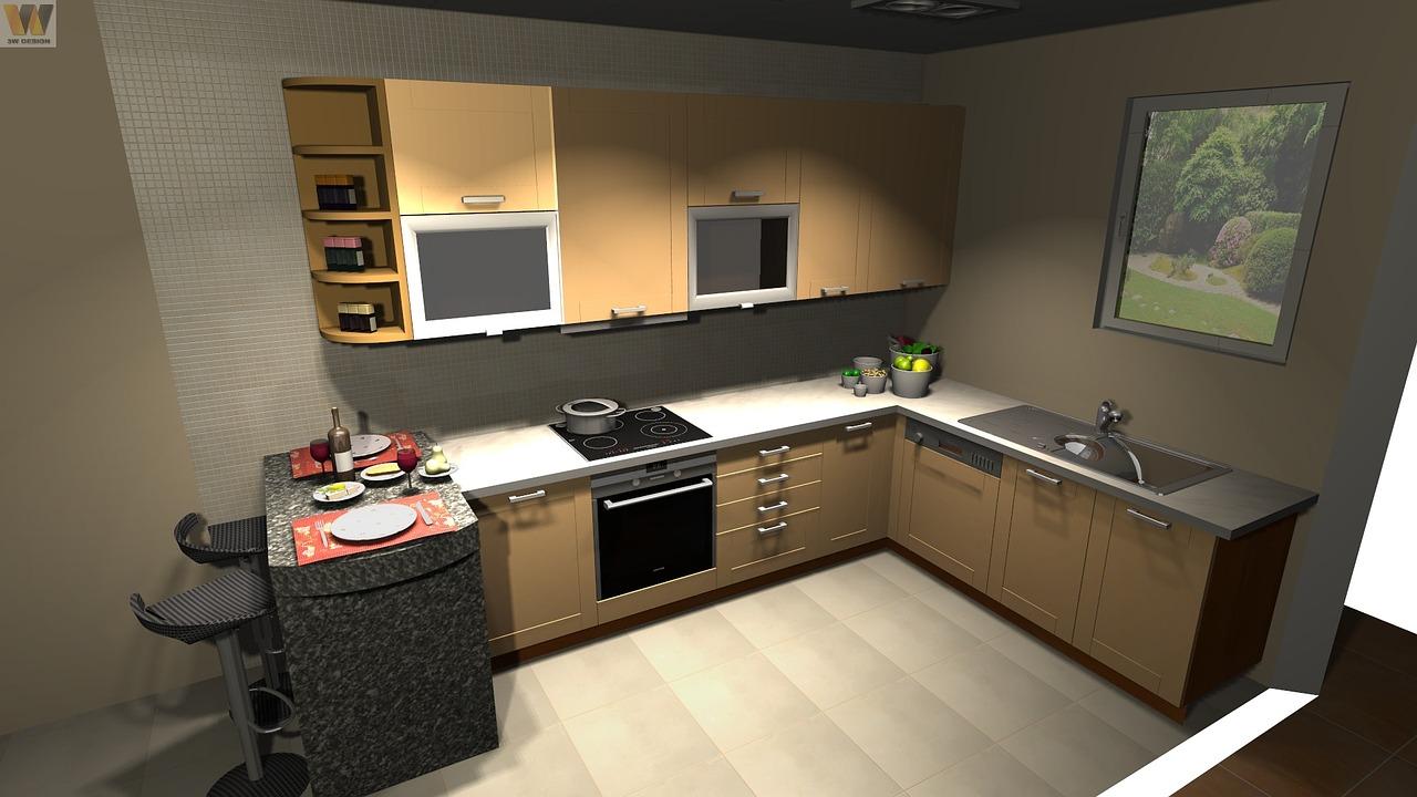 Kitchen Upgrade Mock Up