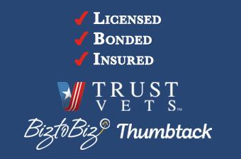 Trust Vets, Biz to Biz, Thumbtack