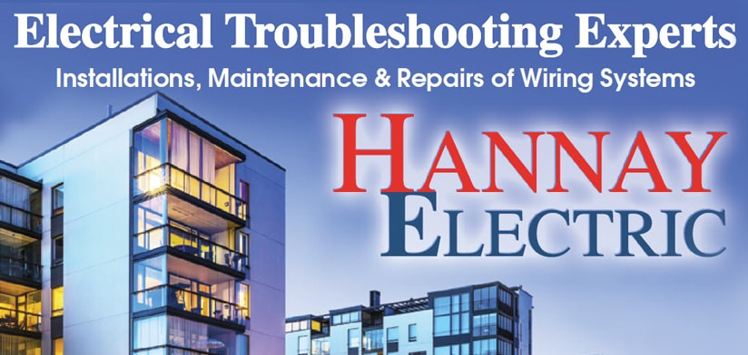 Hannay Electric - Residential Commercial Industrial Electrical Troubleshooting Experts