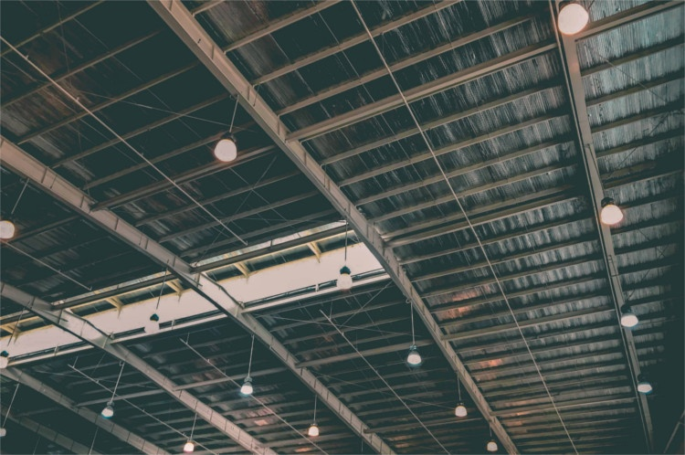 Industrial Warehouse Lighting and Electrical Needs