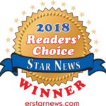 2018 Readers' Choice Award Winner Elk River Star News for Hannay Electric - Master Electrician in Elk River